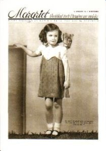-Margriet weekblad voor vrouwen- Postkaart