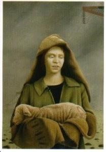 Pyke Koch (1901-1991) -Het voorjaar- Postkaart