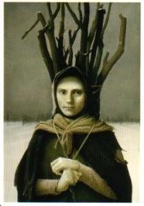 Pyke Koch (1901-1991) -De Winter- Postkaart
