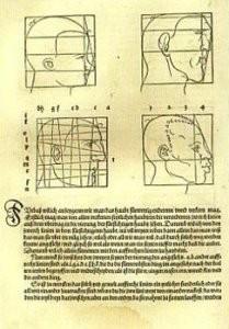 Albrecht Durer (1471-1528) -Houtsnede- Postkaart