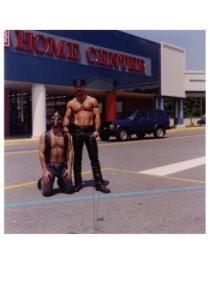 Lovett/Codagnone, -The Mall, Allentown, PA, 1996- Postkaart