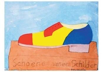 Klaas Gubbels (1934) -Klaas Gubbels- Postkaart