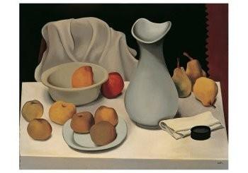 Auguste Herbin (1882-1960) -Stilleven met witte kan- Postkaart