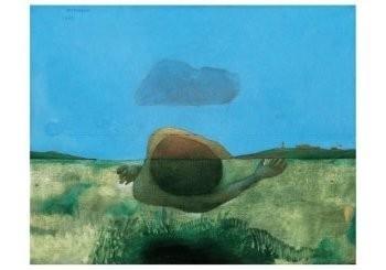 Co Westerik (1924-2018) -Zwemmer- Postkaart