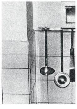 Pieter Bijwaard (1955) -Linosneden- Postkaart
