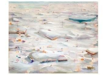 Jochen Muehlenbrink (1980) -Untitled- Postkaart