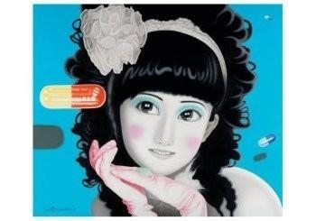 Jiang Heng (1972) -Geen titel- Postkaart