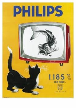 Elvinger, -PHILIPS- Postkaart