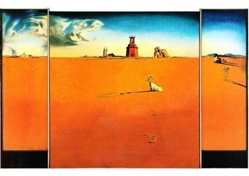 Salvador Dali (1904-1989) -Untitled- Postkaart
