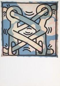 Keith Haring (1858-1990) -Untitled- Postkaart
