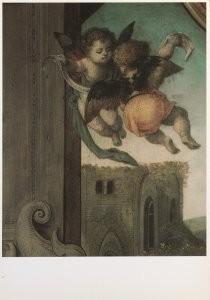 Dirck Vellert (1480-1547) -Vellert/ aanb.der kon./BvB- Postkaart