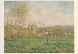 Claude Monet (1840-1926) -Printemps ..- Postkaart