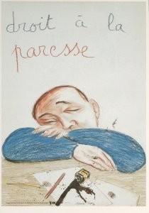 Roland Topor (1938-1997) -Topor (design)/ Artis- Postkaart
