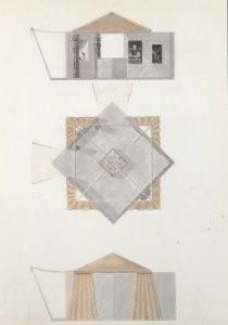 Michele De Lucchi (1951) -M.De Lucchi/Int.Arch.Hist/GM- Postkaart