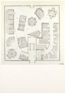 Michele De Lucchi (1951) -M.De Lucchi/Int.Arch+Ges./GM- Postkaart