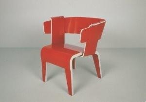 Stoel Gerrit Rietveld : Gerrit th. rietveld 1888 1964 g.rietveld deense stoel cmu