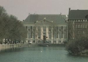 Anoniem -Gevel Haags Hist.Mus./HHM- Postkaart