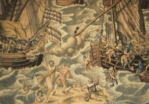 F. Spierincx (1576-1630) -F.Spierincx/Wandtapijt/ZMM- Postkaart