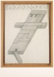 Joseph Semah (1948) -J.Semah/Vleeshal/BEC- Postkaart
