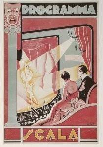 J.H.A. Peels (1896-1970) -J.H.A. Peels/Haags Scalath/HGA- Postkaart