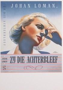 Hans Borrebach (1903-1991) -Borrebach/Zij die achterbl/NLI- Postkaart