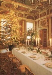 -Kerstboom,Audientiezaal/LOO- Postkaart