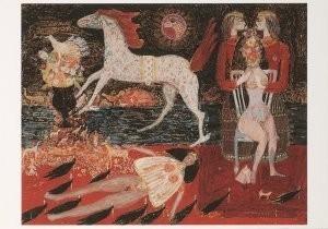 Max Walter Svanberg -Ervaringen- Postkaart