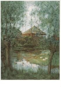 Mondriaan (1872-1944)Mondrian -Hooimijt- Postkaart