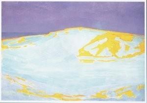 Mondriaan (1872-1944)Mondrian -Duin VI, 1909-11- Postkaart