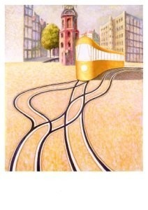 Herman Gordijn (1932-2017) -Munt.- Postkaart