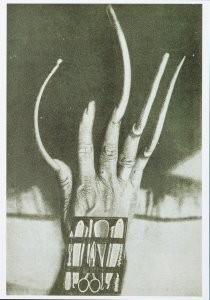 Theo van Doesburg (1883-1931) -Compositie- Postkaart