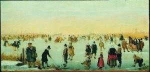 Hendrick Avercamp (1585-1634) -H.Avercamp- Postkaart