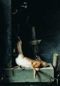 Raoul Hynckes (1893-1973) -De haas.- Postkaart