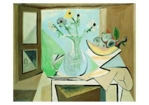 Pablo Picasso (1881-1973) -Nature morte- Postkaart