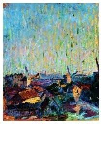 Jan Sluijters (1881-1957) -J. Sluijters- Postkaart