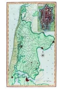 E.Walsh MD -Engelse kaart van- Postkaart