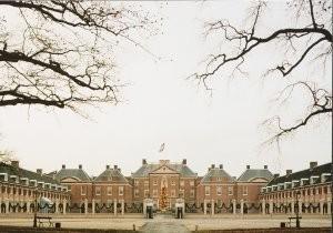 -Paleis het Loo, Apeldoorn, Kerstmis 1997- Postkaart