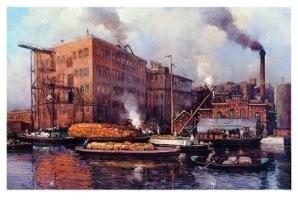 Herman Heijenbrock (1871-1948)-Pastel H.Heyenbrock- Postkaart