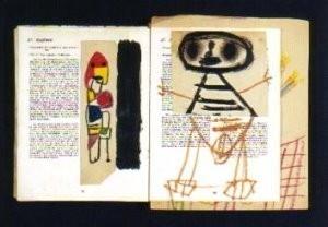 Karel Appel (1921-2006) -Phychopathological ar- Postkaart