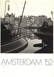 Paul Huf (1924-2002) -Huf/De Amstel- Postkaart