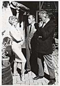 Paul Huf (1924-2002) -Huf/ B.B.,Sullivan et Tati- Postkaart