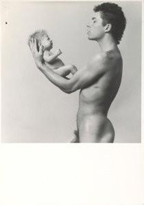 Paul Blanca (1958) -Paul en Benno- Postkaart