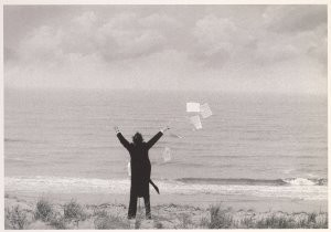 Johan Vigeveno (1943-2000) -Ruud Bos- Postkaart