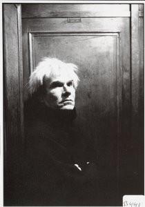 Andy Warhol (1928-1987) -Koettlitz, v./ Andy Warhol- Postkaart