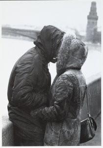 Nosov, -Hete kus- Postkaart