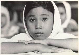 Hans Samsom (1939) -Samsom/ Sulawesi/- Postkaart