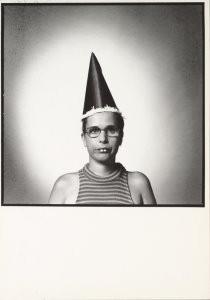 Erwin Olaf (1959) -Thea- Postkaart