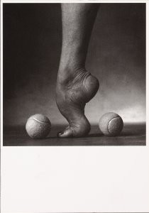 Paul Huf (1924-2002) -Huf/ Footsie tootsie- Postkaart