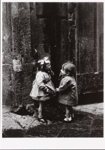 Sem Presser (1917-1986) -Rome, 1947- Postkaart