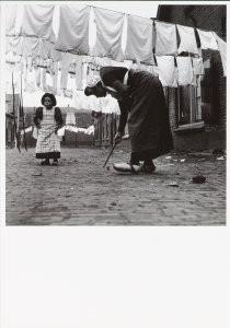 Dolf Kruger (1923-2015) -Spakenburg- Postkaart